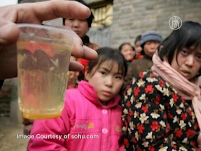 Власти Китая признали наличие «раковых» районов