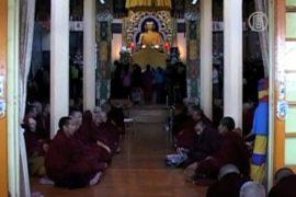 Фестиваль Масляных светильников отмечают тибетцы