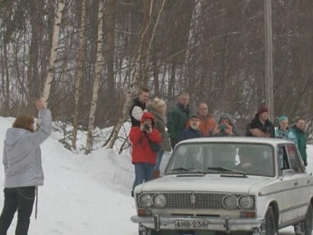 В Финляндии прошел «слёт» любителей «Жигулей»