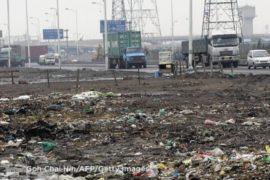 Загрязнение почвы в Китае – «государственная тайна»
