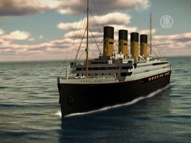 «Титаник-2» пройдёт по тому же маршруту