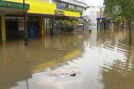 Квинсленд вновь затопило