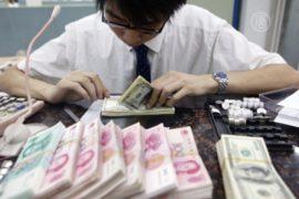 В КНР растут долги и снижаются показатели ВВП