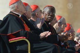 Новым Папой может стать афро-американец