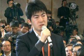 Японского журналиста высмеяли в Китае
