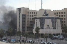 В беспорядках в египетском Порт-Саиде гибнут люди