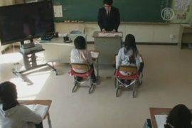 Школа в префектуре Мияги: 8 учителей на 5 учеников