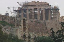Акрополь закрыт – туристы разочарованы
