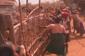 Крестьяне обрушили гнев на Аун Сан Су Чжи