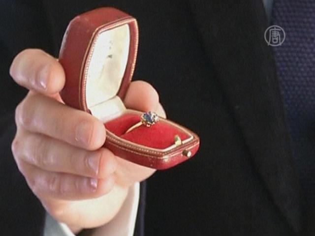 Кольцо возлюбленной Наполеона уйдёт с молотка