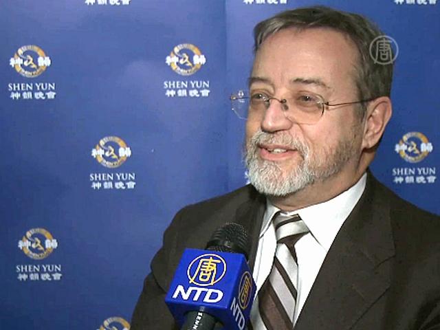 Shen Yun: чиновник НАТО «увидел Китай душой»