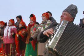 В Киеве завершилась Масленичная неделя