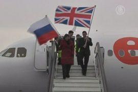 Из Москвы в Лондон можно долететь за 100 долларов