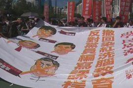 Гонконгцы хотят обратно «под крыло» Великобритании