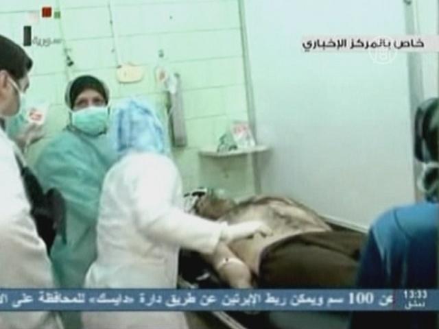 Сирия: кто применил химическое оружие?