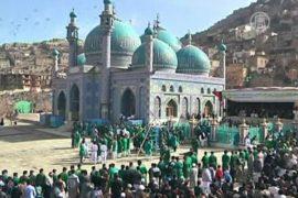 Афганцы празднуют Новый год и хотят мира