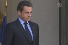 Саркози обвиняют в незаконном получении денег