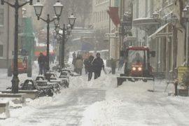 В Москву пришло «55-е февраля»