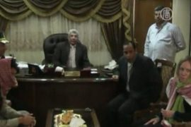 Бедуины отпустили похищенных на Синае туристов