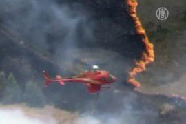 Пожары в Австралии вышли из-под контроля