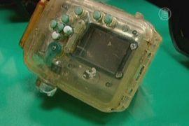 Утерянная в океане камера нашлась через 6 лет