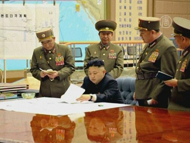 КНДР угрожает ударить по базам США