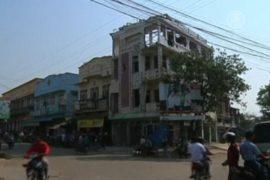 Власти Мьянмы будут жестко подавлять беспорядки