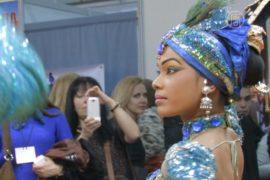 Ритуальные танцы Шри-Ланки завораживают киевлян
