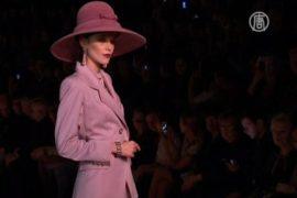 Русские дизайнеры открывают Неделю моды в Москве