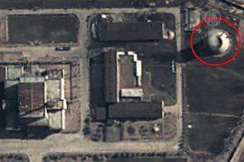 КНДР возобновляет работу ядерного реактора