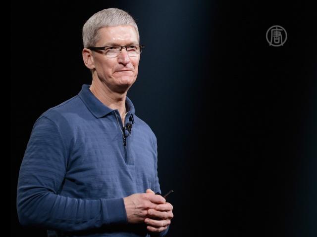Компания Apple извинилась перед китайцами