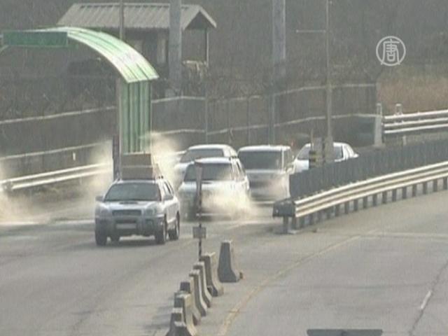 КНДР закрыла совместную промышленную зону