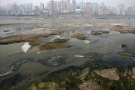 В Китае исчезло почти 30 тысяч рек