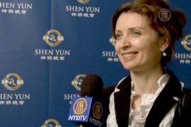 Shen Yun в Праге: «Это высшие ценности человека!»