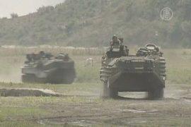 США и Филиппины проводят военные маневры