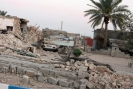 Мощное землетрясение в Иране затронуло АЭС
