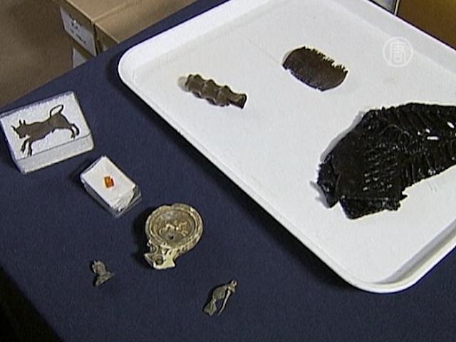 8 тысяч римских артефактов нашли в центре Лондона