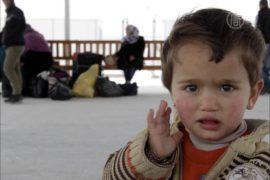 Для беженцев из Сирии построили ещё один лагерь