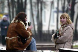 Россиянам запретят алкоголь до 21 года
