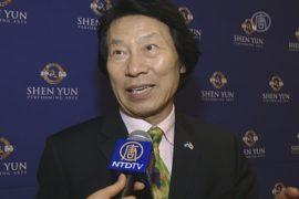 Shen Yun в Корее: «Поразительно, до дрожи!»