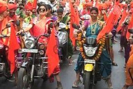 Индусы отметили новый год ярко