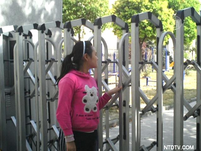 Китай: школа отказывается учить дочь активиста