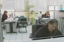 Греция уволит тысячи госслужащих