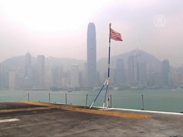 В Гонконге нечем дышать