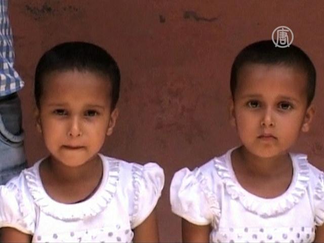 Сразу 108 близнецов живут в индийской деревне