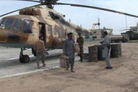 Помощь жертвам землетрясения оказывает армия