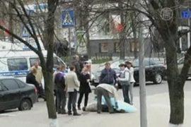 Белгородского «стрелка» по-прежнему ищут