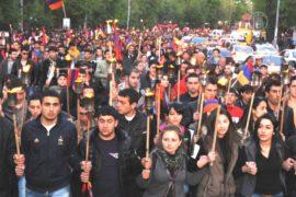 Армяне снова призывают Турцию признать геноцид