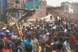 Рухнуло 8-этажное здание: десятки погибших
