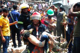 Погибших при обрушении высотки в Бангладеш уже 149